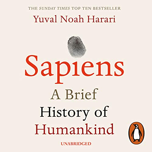 29)Sapiens: A Brief History of Humankind