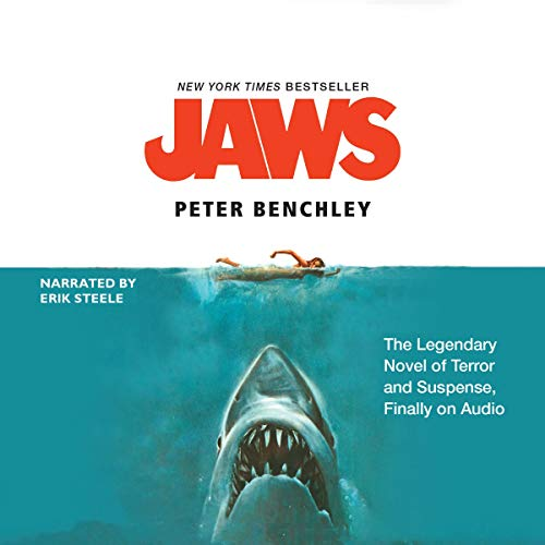 11) Jaws by Peter Benchley