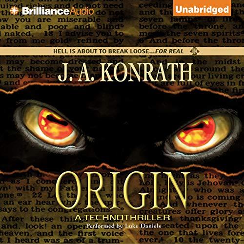 10) Origin by J.A. Konrath