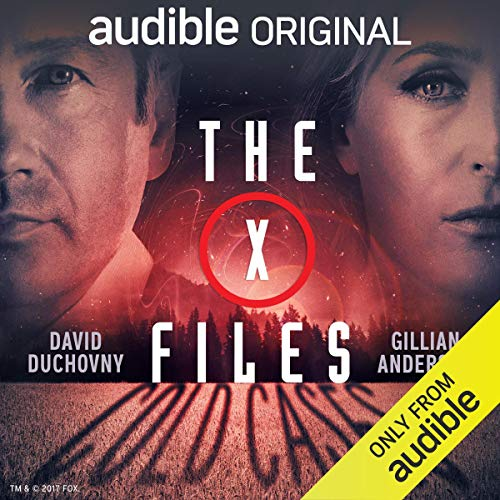 20) The X-Files by Chris Carter