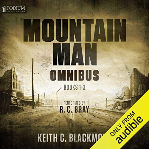 The Mountain Man Omnibus: Books 1-3