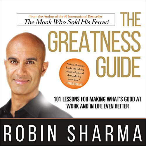 7) The Greatness Guide by Robin Sharma