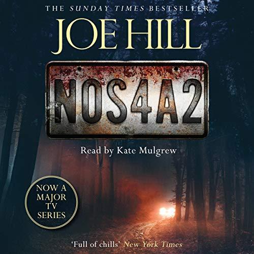 12) NOS4A2 by Joe Hill