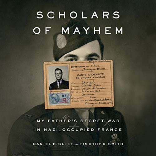 23)Scholars of Mayhem