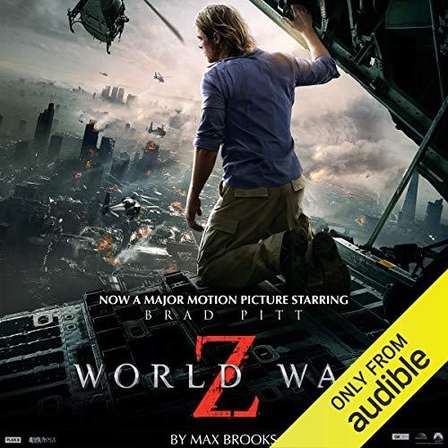7) World War Z by Max Brooks