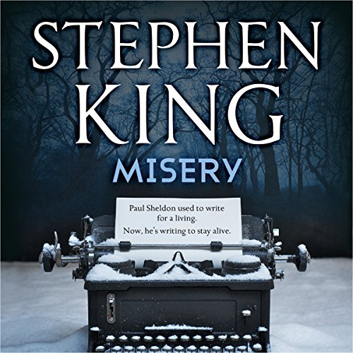 4) Misery by Stephen King