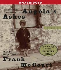 15) Angela's Ashes Publisher: Simon & Schuster Audio; Unabridged edition