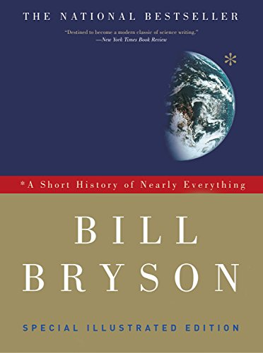 6) A Short History of Nearly Everything: Special Illustrated Edition