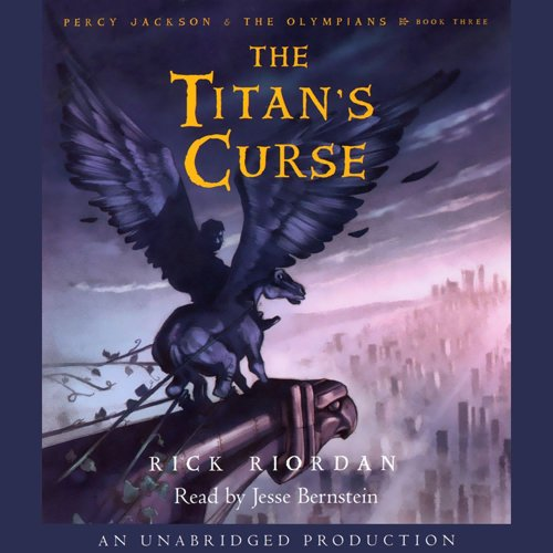 4) Titan's Curse, The (Percy Jackson and the Olympians, Book 3)