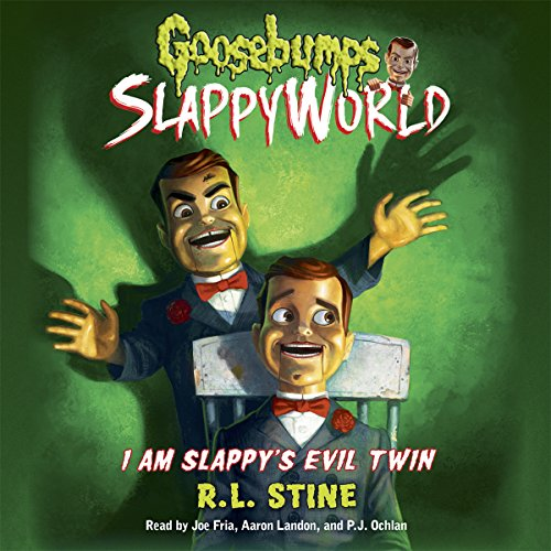 12) I Am Slappy's Evil Twin: Goosebumps Slappyworld