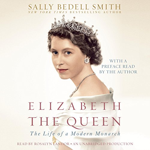 32) Elizabeth II: the life of a monarch by Ruth Cower