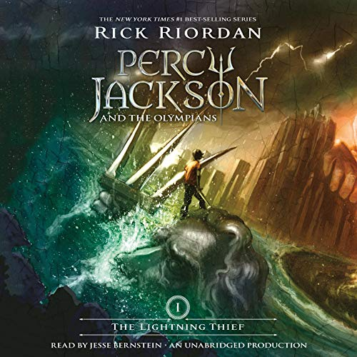 2) Lightning Thief, The (Percy Jackson and the Olympians, Book 1)