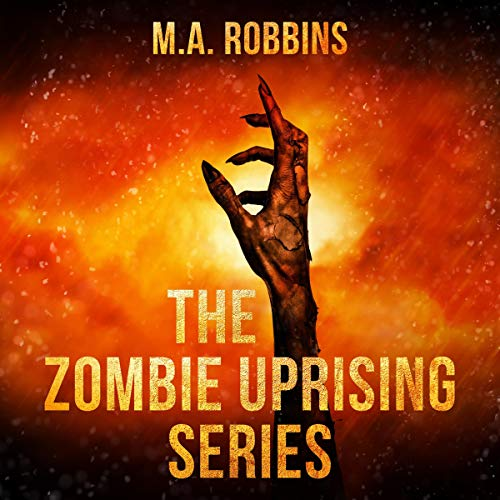 9) The Zombie Uprising Series: Books One Through Five