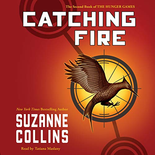 2) Catching Fire: The Hunger Games, Book 2