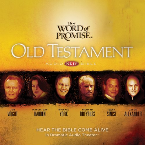 9) The Word of Promise Audio Bible - New King James Version