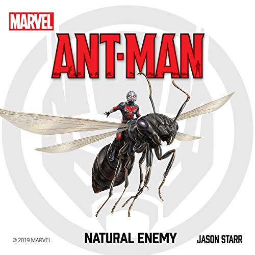10) Ant-Man: Natural Enemy