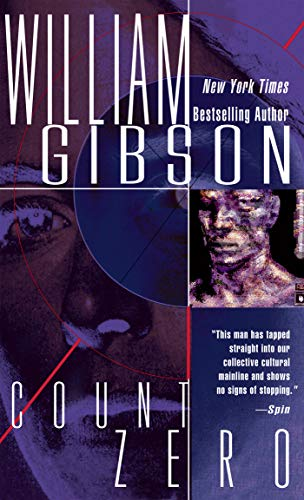5) Trilogy the expansion: Count Zero 2 - William Gibson