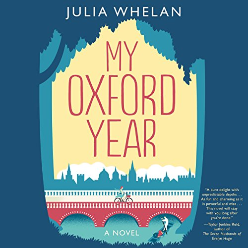 8) My Oxford Year: A Novel