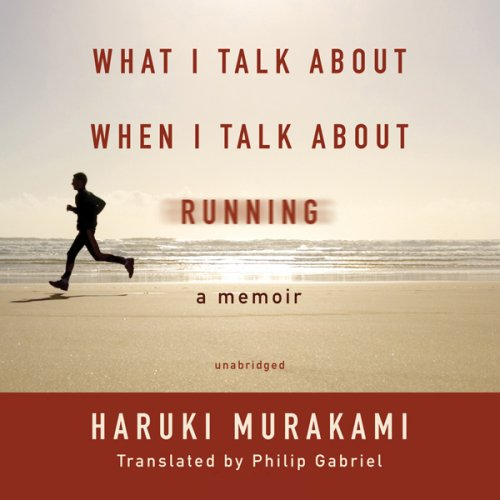8) What I Talk About When I Talk About Running (Vintage International)