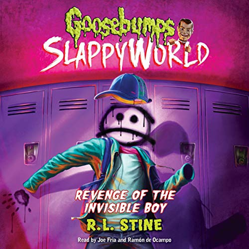 11) Revenge of the Invisible Boy: Goosebumps Slappyworld