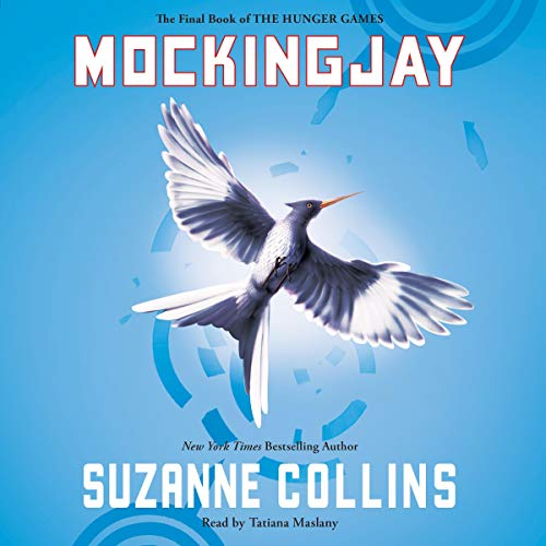 3) Mockingjay: The Hunger Games, Book 3