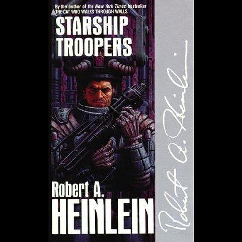 13) Starship Troopers - Robert A. Heinlein