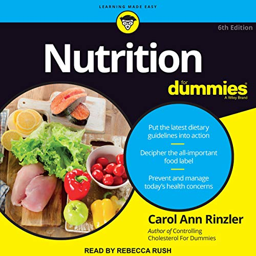 2) Nutrition for Dummies: 6th Edition