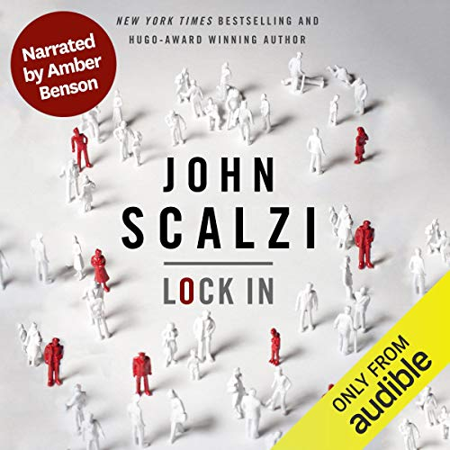 5) Lock In (Narrated by Amber Benson)