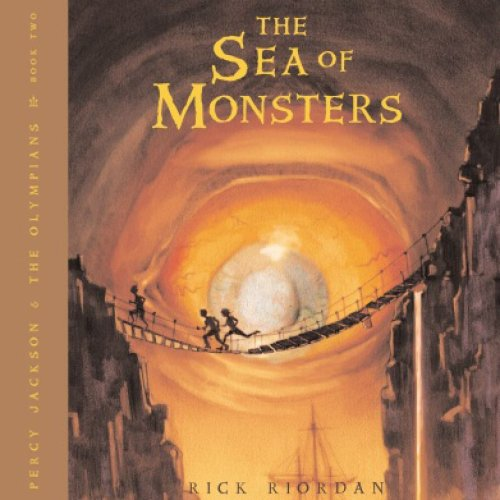 3) Sea of Monsters, The (Percy Jackson and the Olympians, Book 2)