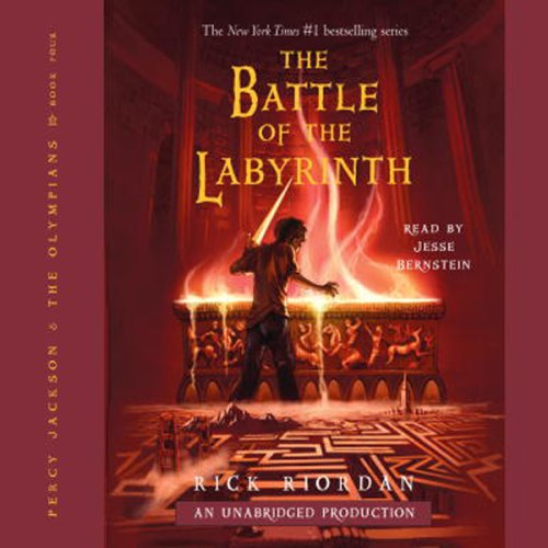 5) Battle of the Labyrinth, The (Percy Jackson and the Olympians, Book 4)