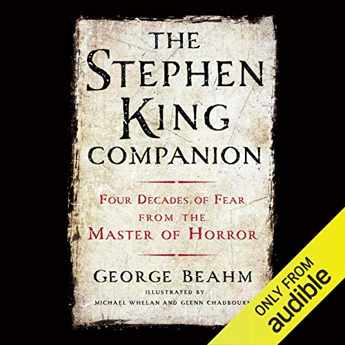 9) The Stephen King Companion: Four Decades of Fear from the Master of Horror