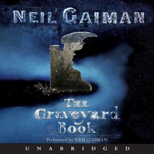 18) The Graveyard Book