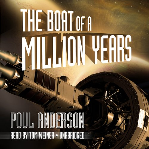 11) The million-year-old ship - Poul Anderson