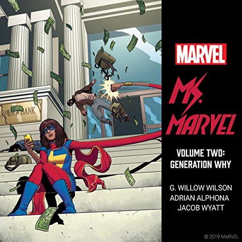 17) Ms. Marvel, Vol. 2: Generation Why