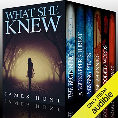 What She Knew - Super Boxset: A Riveting Mystery Series