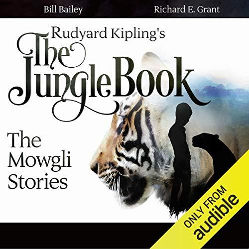 28) Rudyard Kipling's The Jungle Book: The Mowgli Stories