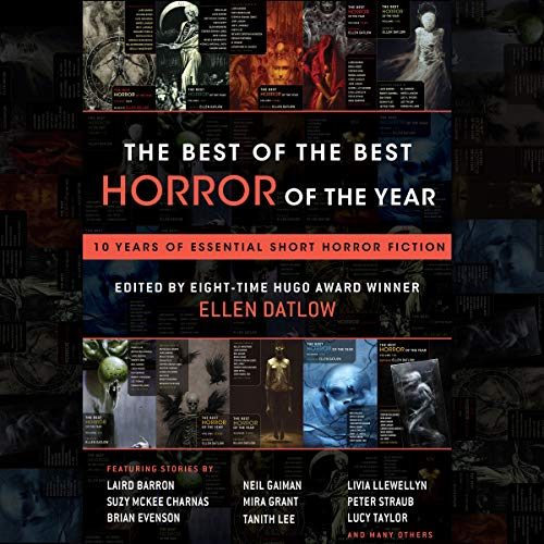 41) The Best Of The Best Horror Of The Year by Ellen Datlow