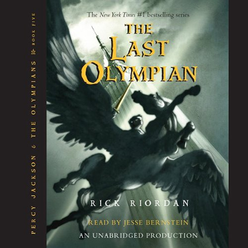 6) The Last Olympian (Percy Jackson and the Olympians, Book 5)