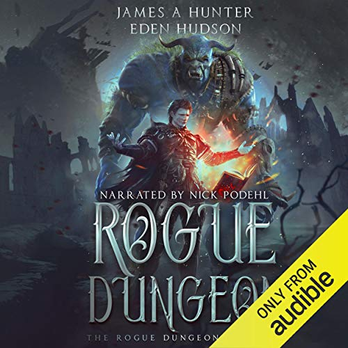 6) Rogue Dungeon: A litRPG Adventure: The Rogue Dungeon