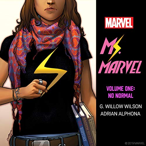 16) Ms. Marvel, Vol. 1: No Normal