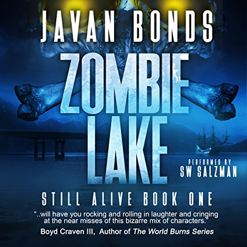 13) Zombie Lake: Still Alive Series, Book One