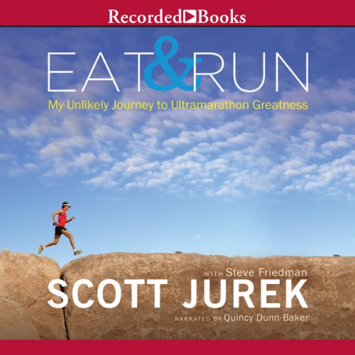 5) Eat and Run: My Unlikely Journey to Ultramarathon Greatness