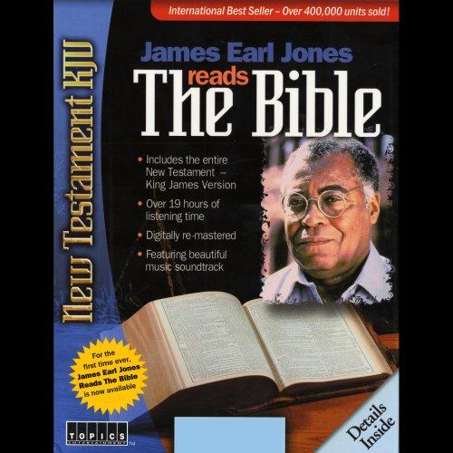 3) James Earl Jones Reads The Bible: King James Version