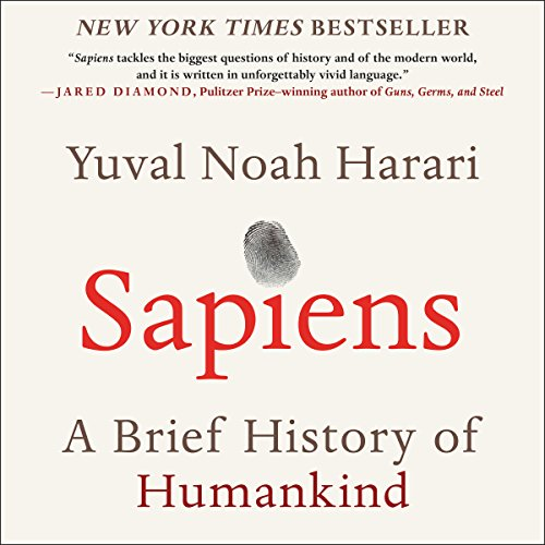 25) Sapiens: A Brief History of Humankind