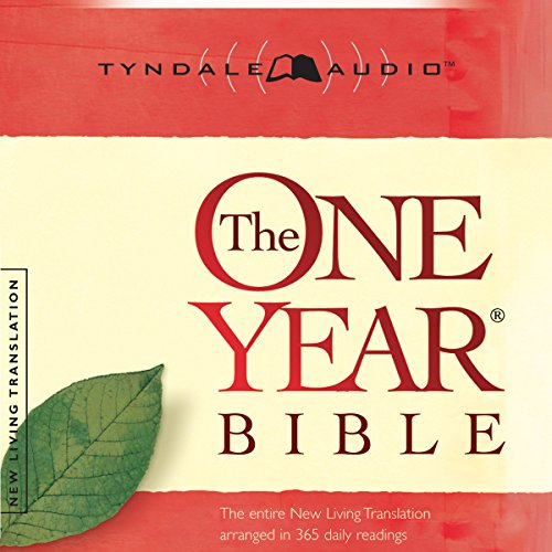 10) The One Year Bible NLT