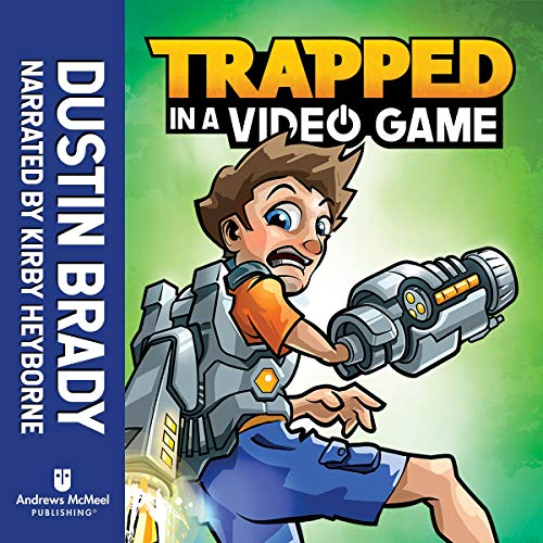 6) Trapped in a Video Game (Book 1)