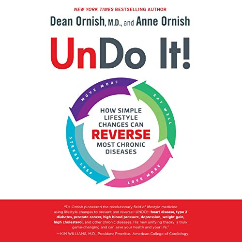 18) Undo It!: How Simple Lifestyle Changes Can Reverse Most Chronic Diseases