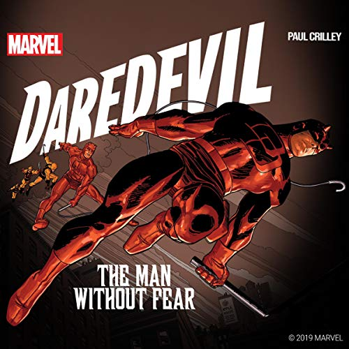 18) Daredevil: The Man Without Fear