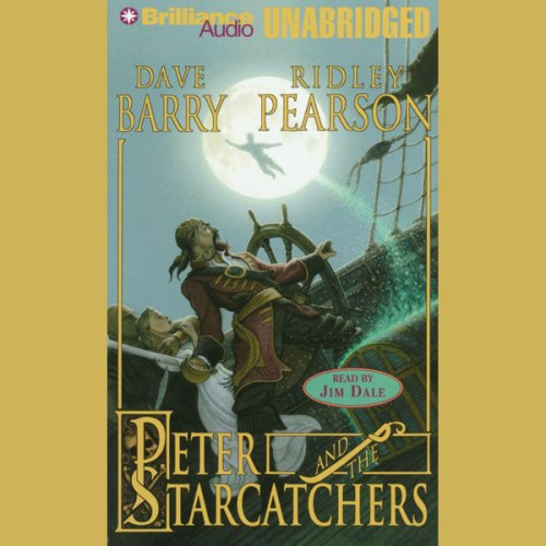 6) Peter and the Starcatchers: The Starcatchers, Book 1