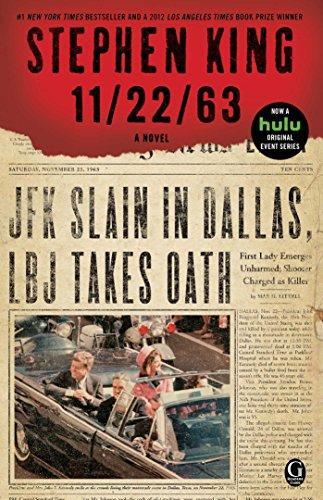 2) 11/22/63: A Novel